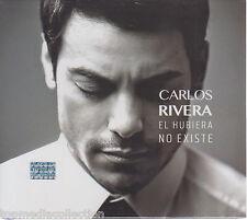 SEALED - Carlos Rivera CD NEW EL Hubiera No Existe BRAND NEW