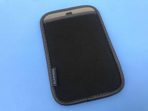 "GARMIN Nuvi Slip Case 4.3"" Factory Reclaimed For GPS (010-R1792-00) #3285"