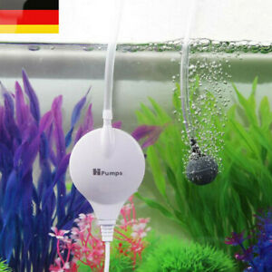 Ultra-Mini Ultra-Leise Elektromagnetische Luftpumpe, Aquarium Luftpumpe