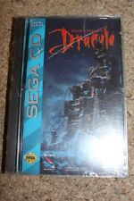 Bram Stoker's Dracula  (Sega CD) NEW Factory Sealed