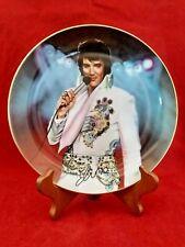 Remembering Elvis Presley Plate Bradford Exchange The Legend Limited Edition