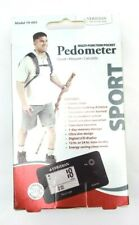 Pedometer Multi-function Pocket Sport Veridian Healthcare
