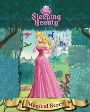 Disney Sleeping Beauty Magical Story with Amazing Moving Picture Cover by Parragon (Hardback, 2012)