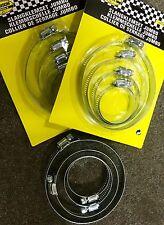 EF XL SCHLAUCHSCHELLEN 3x 4er Set STAHL 0,87€/Set Klemmschellen Rohrschellen