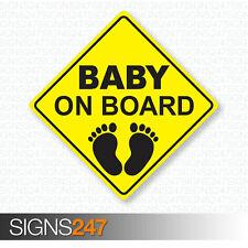 Mantenga su distancia de los niños a bordo de signo de seguridad advertencia de Niños Pegatina para el Parachoques