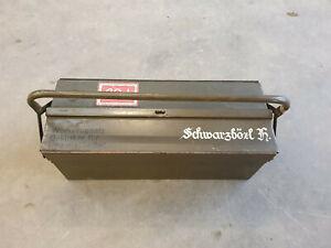 Werkzeugkasten Werkzeugkiste Kasten 3-teilig original Bundeswehr
