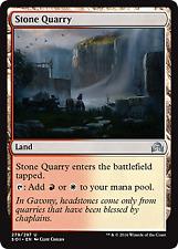 Stone Quarry (279) Shadows over Innistrad Mtg x4 4x SOI Magic