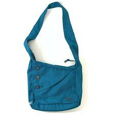 OGIO Brooklyn Tablet Purse Travel Messenger Bag Sling Crossbody Turquoise Green
