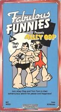 Alley Oop: That's Life  Animated Cartoon Fabulous Funnies VHS 1989