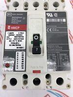 CUTLER HAMMER SERIES C HMCP007C0C 7AMP 3 POLE MOTOR CIRCUIT PROTECTOR