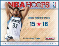 2015-16 Panini Hoops Basketball Complete Your Set Pick 25 Cards From List
