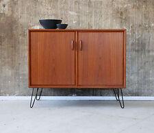 60er TEAK comò vintage 60s cabinet mid-century Teakwood credenza era Vodder