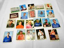 CAMPIONI dello SPORT 1966 1967 panini 22 figurine diverse recuperate