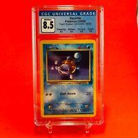 Pokemon Squirtle CGC 8.5 Team Rocket Unlimited 68/82 NM/Mint PSA