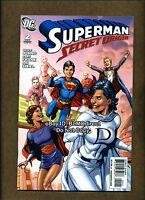 2009 Superman Secret Origin #2 Gary Frank Variant VF/NM DC Comics Movie