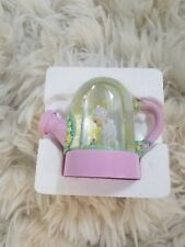 """1989 Enesco Precious Moments """"Bless This Earth"""" Water Dome 567647"""