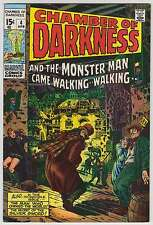 L2739: Chamber of Darkness #4, NM Condition