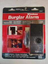 Nalcor Wireless Burglar Alarm Protect Windows Doors Medicine Cabinet Child NOS
