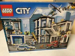 LEGO City Police Station 60141 Sealed NIB