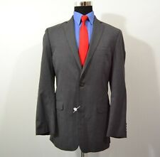 Calvin Klein 41L Sport Coat Blazer Suit Jacket Wool