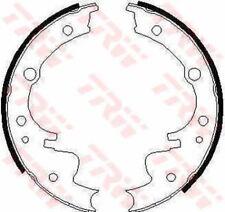 GS6220 TRW Brake Shoe Set Rear Axle