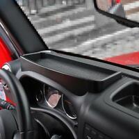 Car Auto Front Dashboard Storage Box Tray For Jeep Wrangler JK 12-17 Accessories