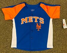 New York Mets MLB Jersey Baby Toddler 18M NWT
