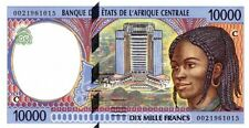 East African States - Congo banconota nove di 10000 franchi pick 105f UNC