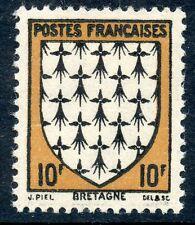 STAMP / TIMBRE FRANCE NEUF N° 573 ** BLASON / BRETAGNE
