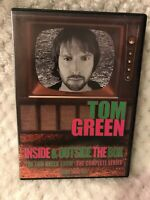 Tom Green Inside and Outside the Box Series  DVD 2-disc box set *Missing Disc 2*