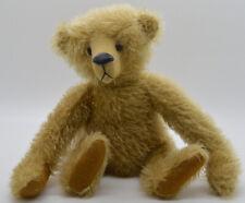 "Vintage Mohair Teddy Bear Artist Terri Larson of Plum Street Bears 10"""