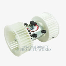BMW A/C Heater Blower Motor (Up To 2/28/2000) E39 528i 540i 72493