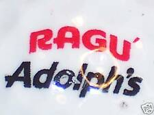 Food (1) Ragu - Adolphs Logo Golf Ball Balls