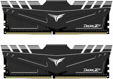 Team DARK Za 32GB (2x16GB) DDR4 3200MHz CL16 Memory RAM TDZAD432G3200HC16CDC01