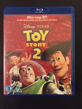 Toy Story 2 3D/2D Blu Ray (region free)