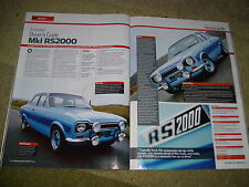Classic Ford Sports Magazines