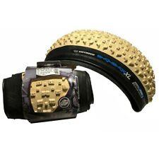 2 Vee - Tire 26x4.8 Snow Shoe XL Fat Tires Folding Bead White Pure Silica Compou