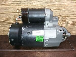 NEW Open box Remy Starter Motor 25236 premium remanufactured