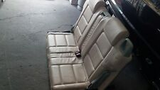 Ford Territory SZ SY CREAM  Leather 6TH 7TH  rear seats