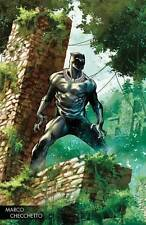 jaiz Black Panther #170 Marco Checchetto Young Guns Variant Cover