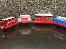 Thomas The Tank Engine And Friends Take Along N Play 5 Piece Rolling Stock Lot