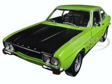 1970 FORD CAPRI RS 2600 GREEN (LHD) 1/18 DIECAST MODEL BY MINICHAMPS 150089075