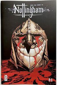 Mad Cave Comics Nottingham #1 (of 5) 1st Print