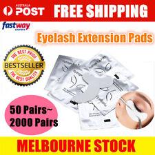 50~2000 PAIRS Under Eye Curve Eyelash Pads Gel Patch Lint Free Lash Extension