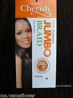 Kanekalon Jumbo Braid Hair Extensions-Different Colours - UK FREEPOST