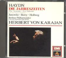 HAYDN - The Seasons / Highlights - Herbert Von KARAJAN - EMI