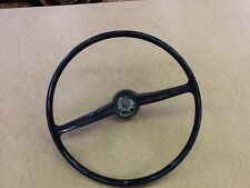 VW Beetle Steering Wheel   65-71. #230