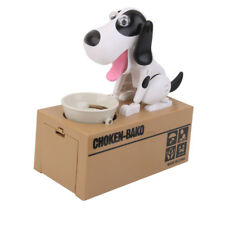 Money Box Cool Piggy Bank Present The Coin Eating Doggy Bank Funny Japanese Dog