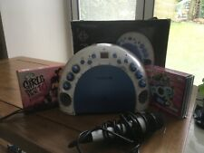 clarity karaoke machine  good condition  cds included  microphone and leads