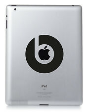 Dr Dre battements Apple Ipad mac macbook laptop autocollant vinyle décalcomanie.